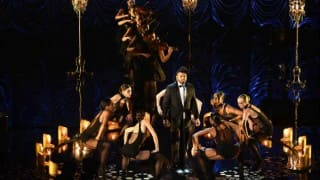 Oscar Awards 2016: The Weeknd's passionate 'Earned It' at the Academy Awards