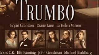 Trumbo Movie Review: Fine performances elevate biopic