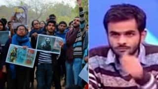 JNU Students Union seeks security for Umar Khalid's family, writes to NHRC
