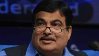 Plan to introduce amphibious plane on Ganga: Nitin Gadkari