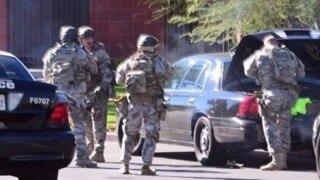 Kansas shooting: Cop who killed Kansas gunman a 'tremendous hero' says Sheriff