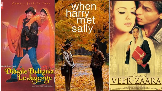 Top 10 Bollywood And Hollywood Movies To Watch This Valentineu0027s Day