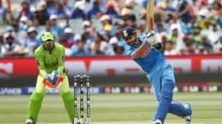 Congress asks BCCI to shift India Pakistan match from Dharamsala