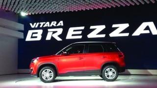 Maruti Suzuki Vitara Brezza becomes India's highest selling SUV; Continues to dominate the SUV segment