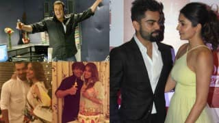 Showbiz weekly roundup: Sanjay Dutt is a free man & Karan Singh Grover is officially single but Virat Kohli tries to reconcile with Anushka Sharma