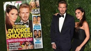 David Beckham and Victoria Beckham are heading for divorce?