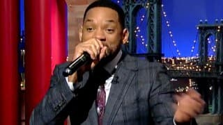 Will Smith confirms return to music