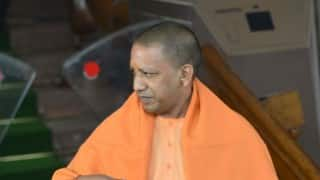 Congress committed treason for its role in Pragya's arrest: BJP MP Yogi Adityanath