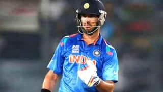 Rather think about occasion, focussed on situation: Yuvraj Singh