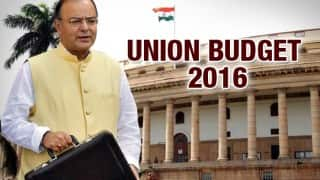 Union Budget 2016: Industry leaders welcome Arun Jaitley's 'progressive budget'