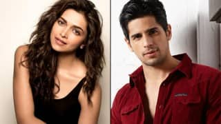 Sidharth Malhotra and Deepika Padukone: Is this the hottest new pair in B-town?