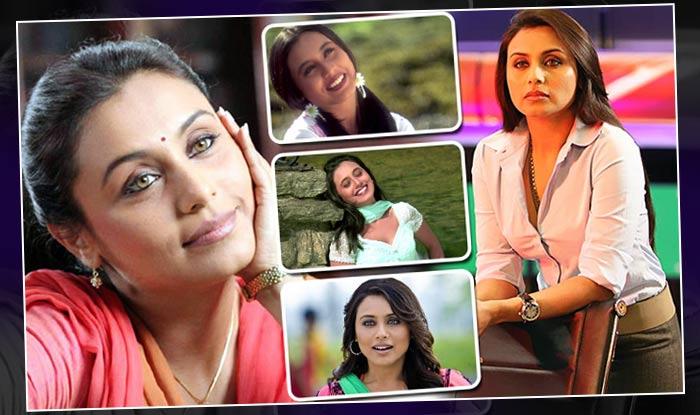 See how Kuch Kuch Hota Hai beauty Rani Mukerji has
