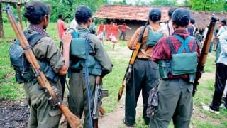21 tribal families left homes in Raipur after Maoist threats