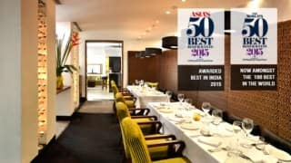 Indian Accent, New Delhi again the best restaurant of India