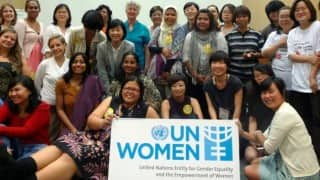World leaders chase goal of gender equality by 2030