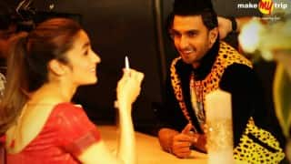 Ranveer Singh & Alia Bhatt in funny MakeMyTrip ad will awaken the wanderlust in you!