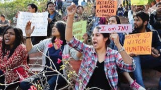 JNU Row: Now, probe panel says 'masked outsiders' shouted seditious slogans