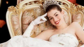 Anne Hathaway plans 'Princess Diaries 3' with director