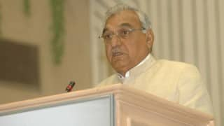Bhupinder Singh Hooda urges Governor to revoke Dhingra Commission