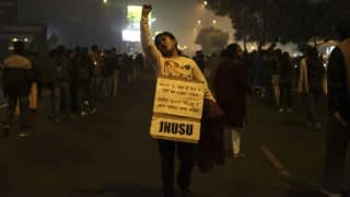 Afzal Guru row:JNU students not to reply to show-cause notices