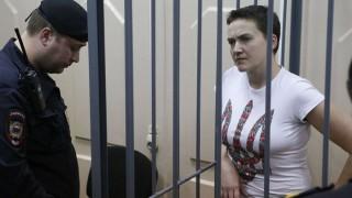 Obama urges Putin to release Ukrainian pilot Savchenko