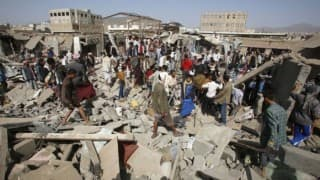 Yemen officials: 40 killed in 2 days of fighting, airstrikes Sanaa