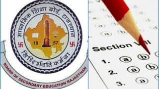 REET 2016 answer key released by Board of Secondary Education Rajasthan on official website education.rajasthan.gov.in official website: How to check Rajasthan Eligibility Examination for Teachers exam answer key