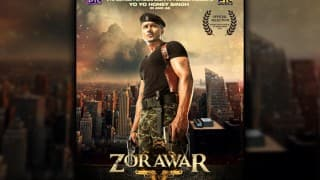 Honey Singh's Zorawar trailer crosses 1 million views!