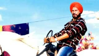 Shah Rukh Khan turns a Sikh tourist; sports turban for Imtiaz Ali's next