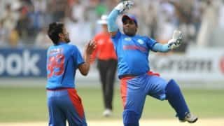 Mohammad Shahzad shines as Afghanistan beat Scotland in World T20 qualifier
