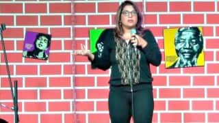 How will you demand a refund if your sanitary napkin is defective asks Aditi Mittal in this hilarious new video!