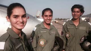 IAF Chief Says Force Ready For Two-Front War, Meet The Three Women Fighter Pilots Who Could be Seen in Action