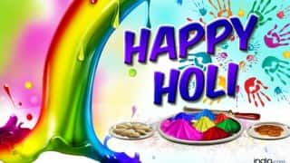Holi 2016 Puja Vidhi: How to perform Holika Dahan and Holi puja to celebrate the victory of 'good' over 'bad!