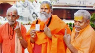 Mahant Narendra Giri new president of All India Akhara Parishad