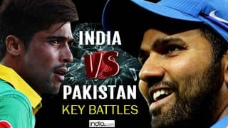 India vs Pakistan, ICC T20 World Cup: Rohit Sharma vs Mohammad Amir & other key battles to watch out for