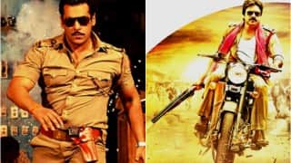 Sardaar Gabbar Singh Teaser: Is Pawan Kalyan trying to ape Dabangg Salman Khan?