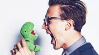 Tom Fletcher set to release his second children's book