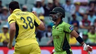 ICC T20 World Cup 2016: Pakistan's last chance to remain alive as they gear up to face Australia