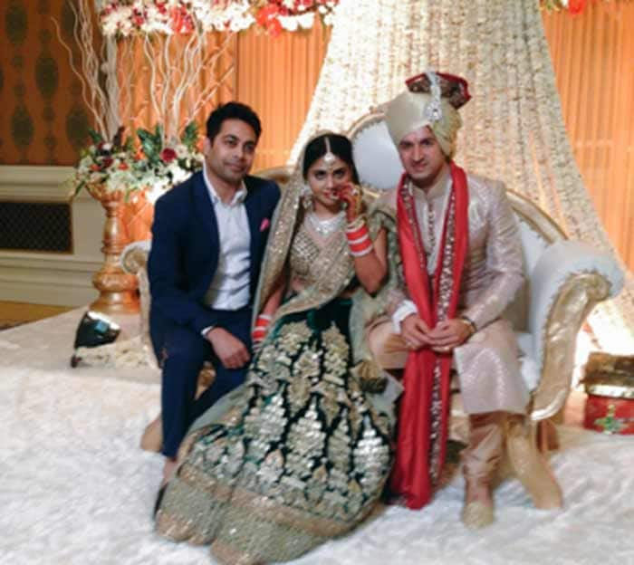 Mohit sharma wedding