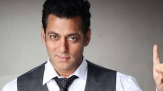 Salman Khan shoots with kids for 'Sultan'