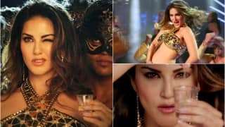 One Night Stand song Do Peg Maar: Sunny Leone does a Beyonce in this sexy pole dance party anthem