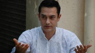 OMG! Aamir Khan cries once again!