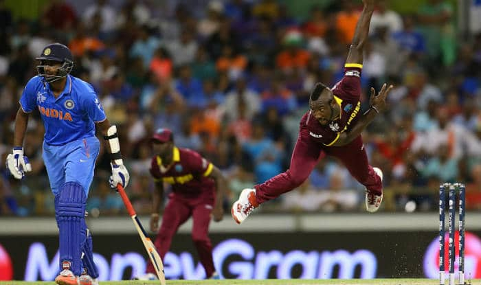 India vs West Indies, Live Cricket Score & Ball by Ball