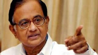 Nothing wrong in affidavit which says no conclusive evidence that Ishrat Jahan was a terrorist: P Chidambaram