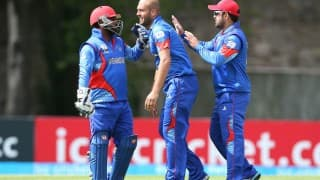 SL win by 6 wickets | Sri Lanka vs Afghanistan, ICC T20 World Cup 2016, Live Cricket Score Updates, SL vs AFG