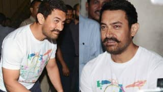 Holi 2016: Aamir Khan urges people to use less water this Holi, or not at all; actor to travel to drought-hit areas of Maharashtra in April