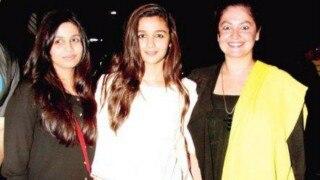 आलिया भट्ट: मुझ पर और मेरी बहनों पर फिल्म बनाना बढ़िया रहेगा