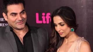 Arbaaz Khan confesses he's scared of losing wife Malaika Arora Khan!