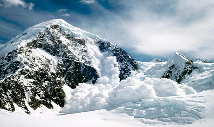 Avalanche in Kupwara: Three dead bodies out of nine missing recovered