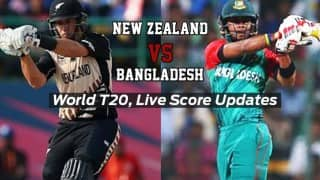 NZ bundle out BAN for 70, win by 75 runs | Bangladesh vs New Zealand Cricket Live Score updates, Kolkata
